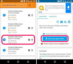 version of for android how to install versions of android apps beebom