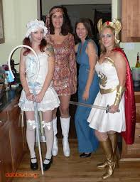60 s halloween costume ideas dabbled more u2026 halloween costume ideas u0026 instructions part 4