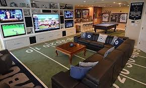 Dallas Cowboys Room Decor 50 Best Man Cave Ideas And Designs For 2017