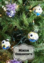 minion ornaments busy helper