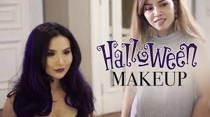 halloween makeup inspiration halloween makeup inspiration fitria yusuf beauty tips bahasa