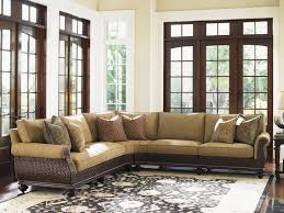 Rattan Settee Tommy Bahama Home Island Traditions Westbury Sectional Sofa With