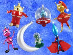 de carlini aliens ornaments the cottage shop