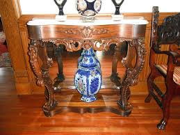 What Does Queen Anne Furniture Look Like What Does Rococo Mean In Relation To Antique Furniture