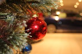 file tree ornament with car in background jpg