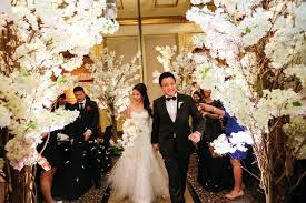 wedding backdrop singapore a christyl chin and lim choon leng singapore tatler