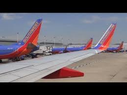 Southwest Airlines Interior Hd Southwest Airlines Boeing 737 700 Takeoff Chicago Midway