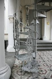 wrought iron spital staircases metal spiral staircase home