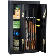 American Furniture Classics 916 Woodmark Series 16 Gun Cabinet With