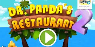 jeux de restaurant de cuisine application jeu dr panda restaurant 2 app enfant fr