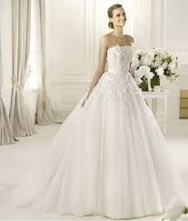 Pronovia Wedding Dresses Wedding Dresses From Pronovias Glamour Collection 2013