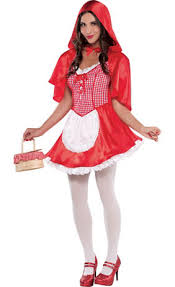 Red Riding Hood Costume Classic Red Riding Hood Costume Party City
