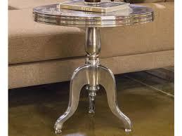 24 round pedestal table allan copley designs barbados 24 round aluminum pedestal table