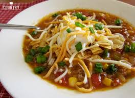 crock pot taco soup the country cook