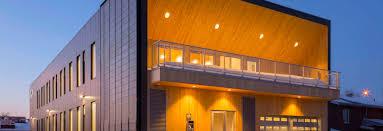 orange siege social le siège social de daylit stgm utilise le bois repris l énergie
