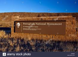 New Mexico national parks images National park service welcome sign to petroglyph national monument jpg