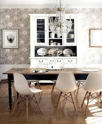 Black And White Dining Room by Furniture Farmhouse Table For Dining Room Farmhouse Table