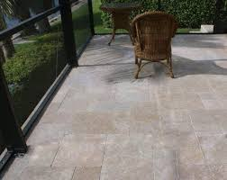 Travertine Patio Patios And Walkways Travertine Tampa