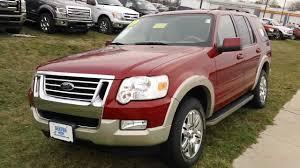 2007 ford explorer eddie bauer reviews ford explorer eddie bauer 4wd v6 used car for sale denton ford
