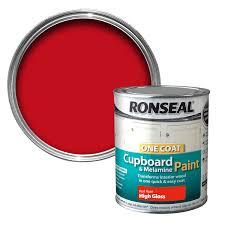 ronseal gloss paint diy