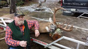 monster truck show bangor maine terminally ill lee man shoots 19 point 254 pound deer out there