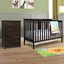 storkcraft 2 piece nursery set mission ridge convertible crib