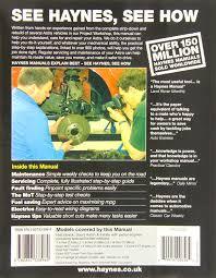 haynes 4732 service and repair workshop manual amazon co uk car