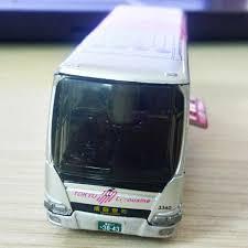 tomica mitsubishi xe bus mô hình tomica mitsubishi tokyu bus airport limousine