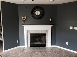 sherwin williams wall street paint smoky blue love this color