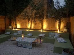 up lighting to olive trees garden lighting pinterest gardens