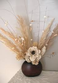dried flower arrangements 3 ways to decorate with dried flowers repurpose decorating and