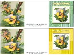 free easter cards free printable easter cards
