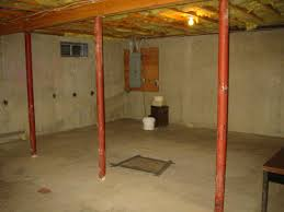 finished basement ideas before and after