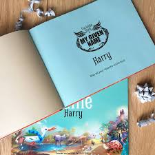 Personalised Keepsake Story Book For Children By My Personalised Children S Keepsake Story Book By My Given Name