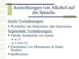 alkohol spr che alkohol und die gesprochene sprache im falle der exxon valdez