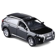 lexus rx 350 quality high quality high simulation 1 32 alloy pull back car lexus rx350