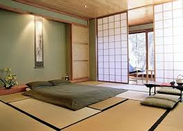 Fascinating  Typical Japanese Bedroom Inspiration Of Japanese - Traditional japanese bedroom design
