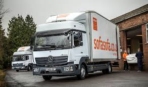 mercedes commercial euro commercials supplies mercedes benz atego 7 5 tonners to sofa