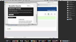 how to create a html email template 3 of 3 youtube