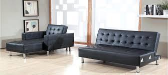 canap lit cuir noir articles with canape lit cuir 3 places tag canape lit cuir