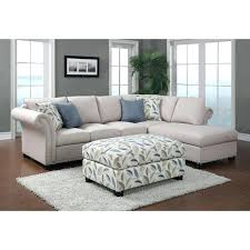Convertible Sectional Sofa Bed Beige Microfiber Sectional Sofa With Storage Chaise Atlanta Beige