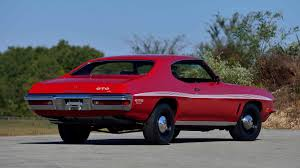 1972 pontiac gto s112 kissimmee 2016