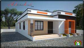 600 square feet simple contemporary home architecture kerala