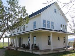 colonial farmhouse home plans