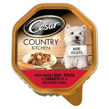 cesar cuisine cesar country kitchen beef selection 14pk petwarehouseni co uk