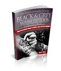 how to become a tattoo artist u201cblack and grey wash tattoos