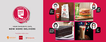 Madhur Courier by Café Coffee Day A Lot Can Happen Over Coffee