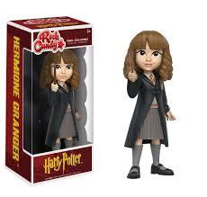 funko harry potter rock candy hermione granger vinyl figure toywiz