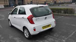 kia picanto vr7 1 0 manual white cf63mpy wessex garages