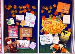 pto middle bulletin board for october november 1 pic of 2